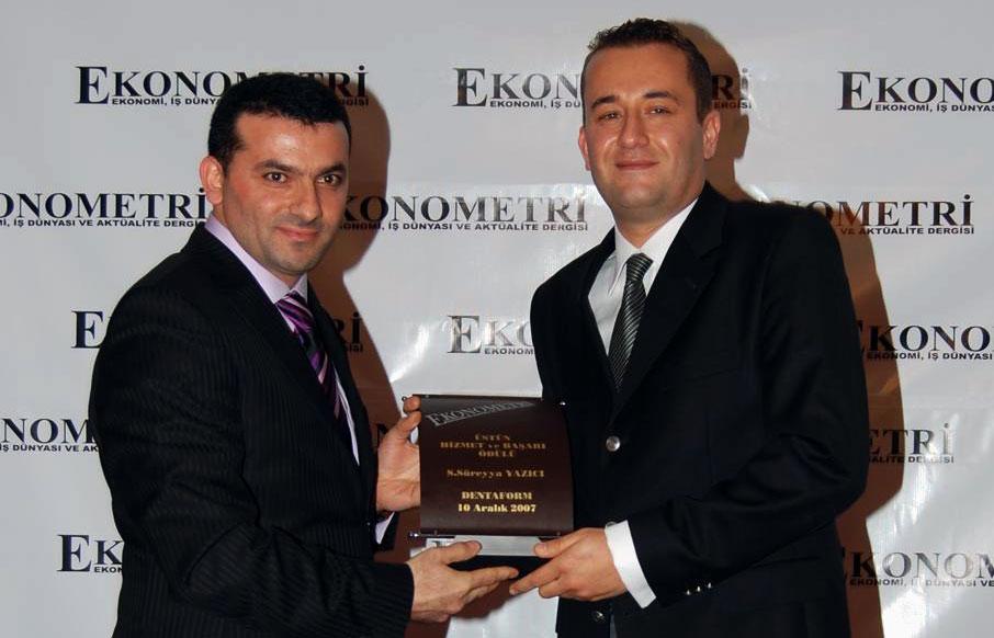 Ekonometri 2007